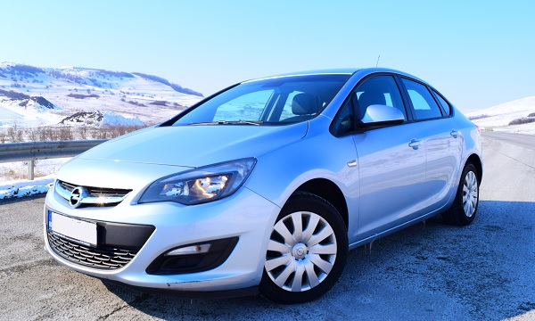 Opel Astra 1.6i Limo Automat 2016