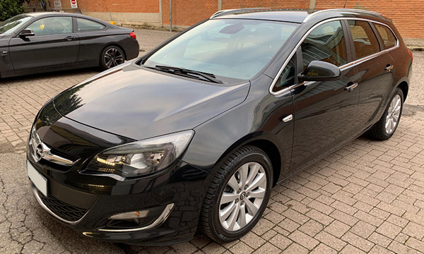 Opel Astra 1.6i Break Automat 2016
