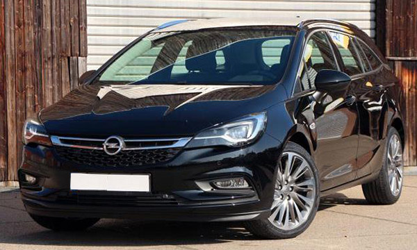 Opel Astra 1.7CDTi Break 2017