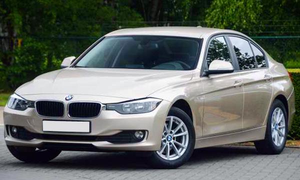 BMW Seria3 2.0d Limo Automat 2015