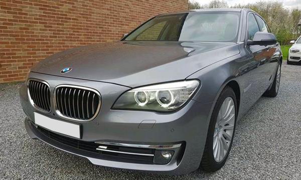 BMW Seria 7 3.0d Limo Automat 2012