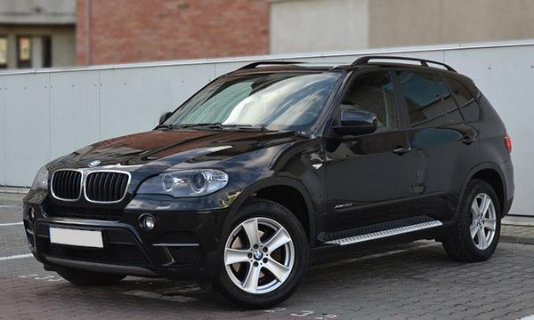 BMW X5 3.0d SUV Automat 2011 4X4