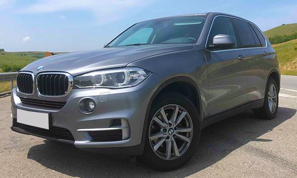 BMW X5 2.0d SUV Automat 2016 4X4