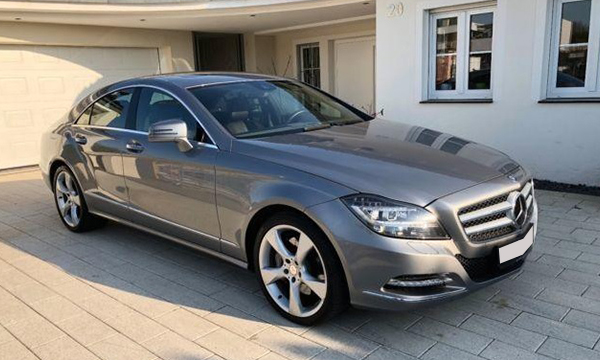 Mercedes-Benz CLS 3.0CDI Limo Automat 2014