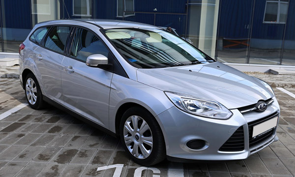 Ford Focus 1.6TDCi Break 2012
