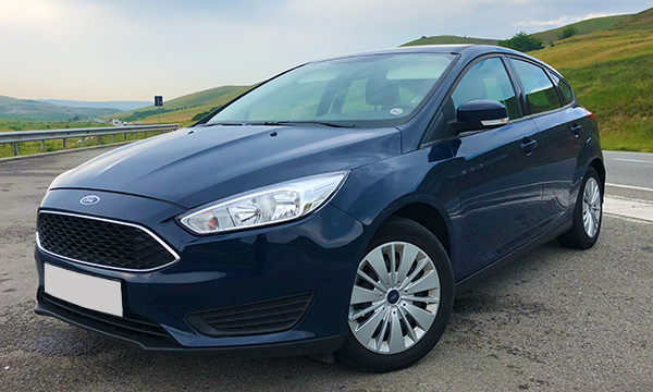 Ford Focus 1.6i Hatchback Automat 2017