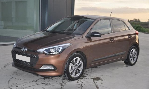 Hyundai i20 1.4i Hatchback 2016