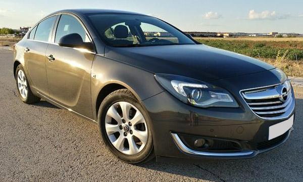 Opel Insignia 2.0CDTi Limo Automat 2014