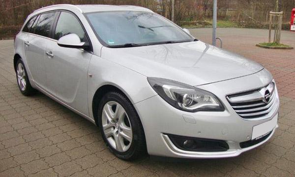 Opel Insignia 2.0CDTi Break Automat 2014
