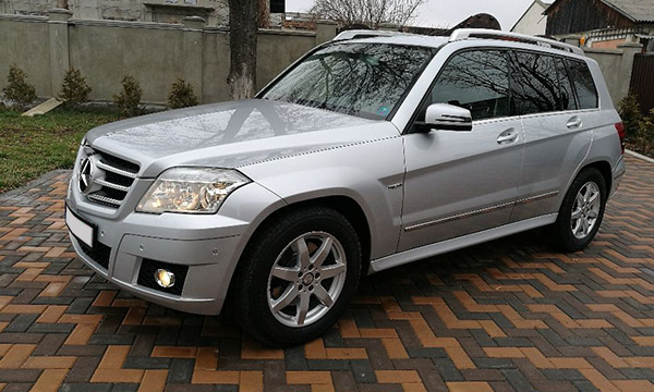 Mercedes-Benz GLK 3.0CDI SUV Automatique 2011 4X4