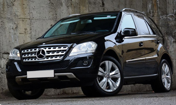 Mercedes-Benz ML 3.0CDI SUV Automat 2010 4X4
