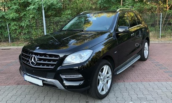 Mercedes-Benz ML 3.0CDI SUV Automat 2015 4X4