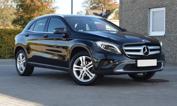 Mercedes-Benz GLA 2.2CDI Mini SUV Automatique 2017 4X4