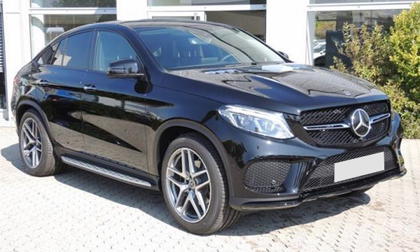 Mercedes-Benz GLE Coupe 3.0CDI SUV Automatique 2017 4X4
