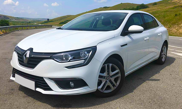 Renault Megane 1.5dci Limo 2018