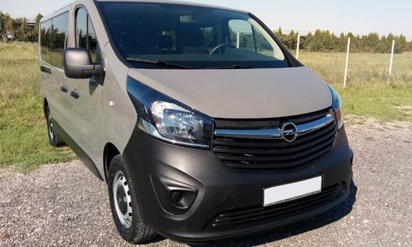 Opel Vivaro 1.6CDTi VAN 8+1 2016