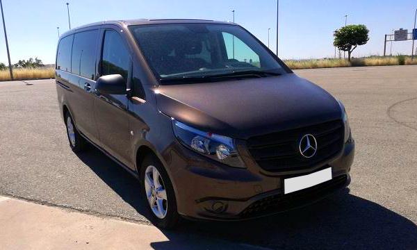 Mercedes-Benz 2.2CDI VAN 8+1 2015
